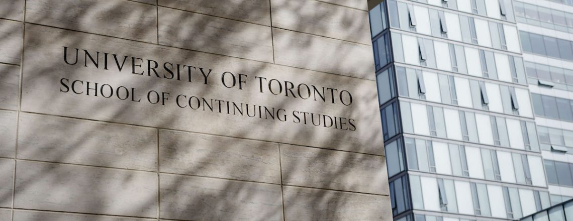 About University of Toronto School of Continuing Studies