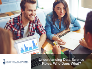 Group of Data Scientists